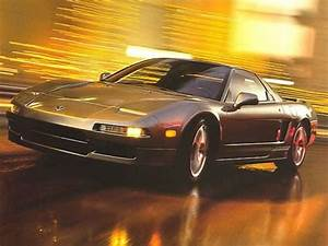 2000 Acura NSX Models, Trims, Information, and Details