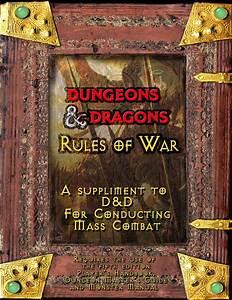 Dungeons And Dragons 5 Edition Deutsch Pdf Download : d d 5e mass combat rules dungeon master assistance ~ Orissabook.com Haus und Dekorationen