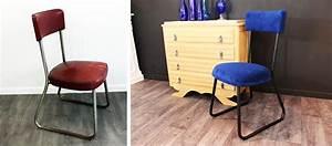 Tapisser Une Chaise : comment habiller et tapisser une chaise ancienne avec du tissu velours ~ Melissatoandfro.com Idées de Décoration