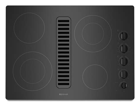 downdraft electric cooktop bray scarff appliance kitchen specialist