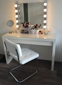 Table De Maquillage Ikea : 25 best ideas about makeup tables on pinterest dressing tables dressing table inspiration ~ Nature-et-papiers.com Idées de Décoration