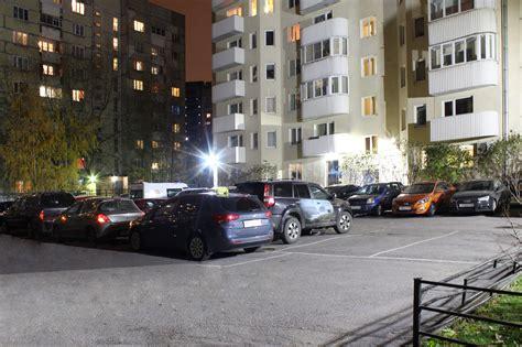 Модернизация систем уличного освещения