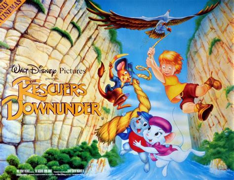 The Rescuers Movie Wallpapers