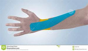 Physiotherapy For Wrist Pain, Aches And Tension Stock