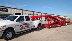 Used Deck Over Trailer For Sale by Gnw500 50ft 5 Car Hauler Trailer For Sale Infinity Trailers