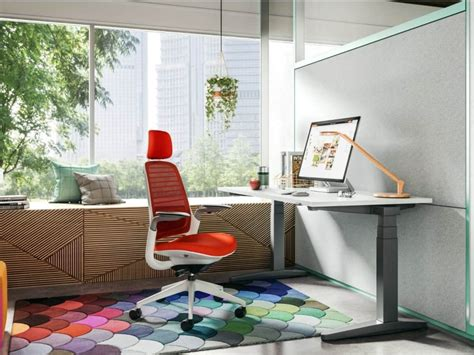 steelcase india launches series   chair   persona