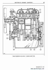New Holland Tk65  75  76  85  95 Tractors Pdf Service Manual