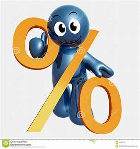 Percentages Clipart