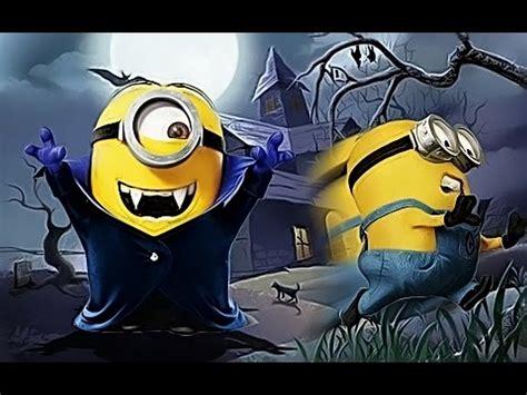Halloween Funny Minions (01