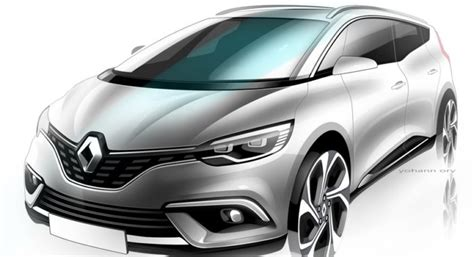 renault mpv 2017 renault compact mpv for india in the works motoroids