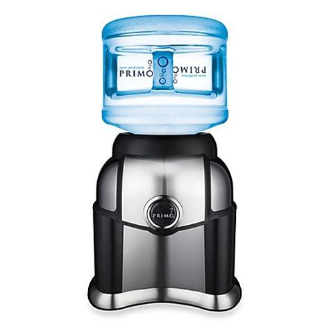 Buy Primo Tabletop Bottled Water Dispenser in Black with