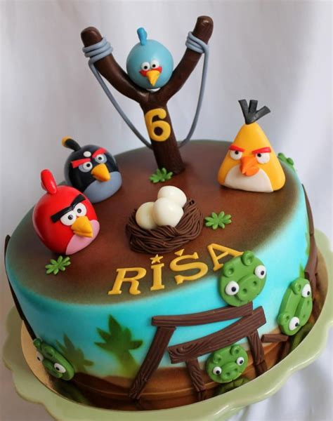 cool angry birds cake angry birds cake ideas part