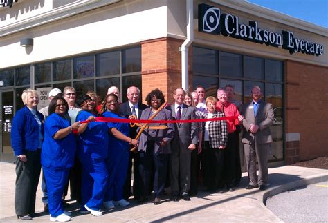 clarkson eyecare opens its 54th office in missouri