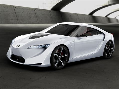 Sports Car Concept by Toyota Supra Concept Destined For 2014 Detroit Auto Show