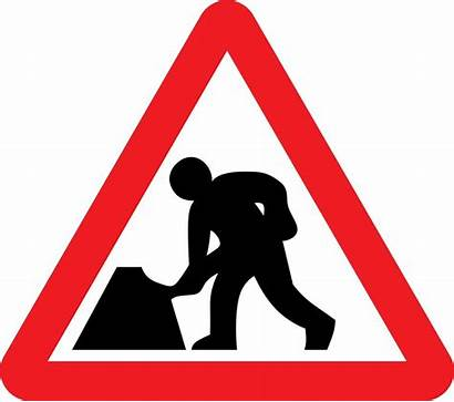 Signs Road Traffic Safety Works Pvc
