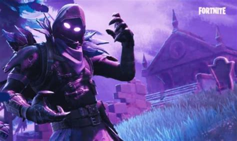 raven fortnite skin  epic games launches
