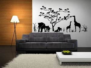 Wall decorations for living room with metal art