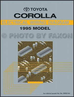 2001 Toyota Corolla Wiring Diagram Original 41519 Verdetellus It