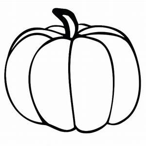 Line, Drawing, Of, Pumpkin, At, Getdrawings