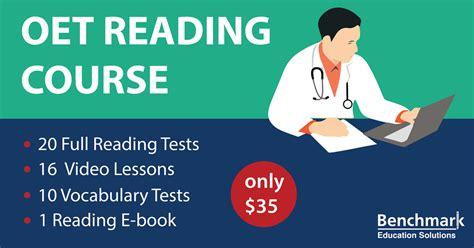 oet reading samples oet reading tips materials  nurses