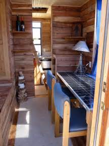 micro homes interior tiny house powered by solman mobile solar generator