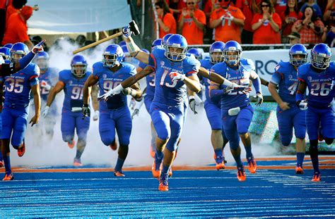 ncaa waives restrictive rules   boise state