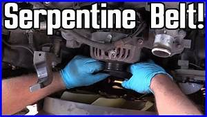 Serpentine Belt Replacement Ford F