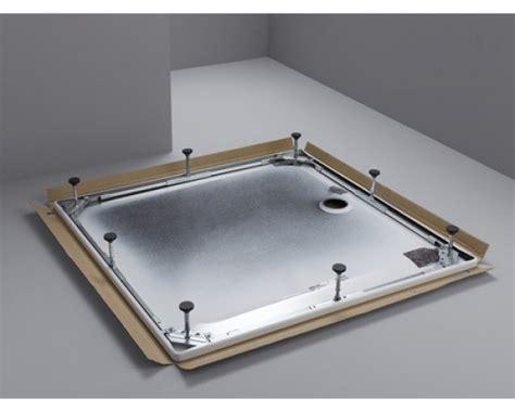 Bette Duschwanne Superflach Einbau by Bette Floor Fuss System 100x100cm