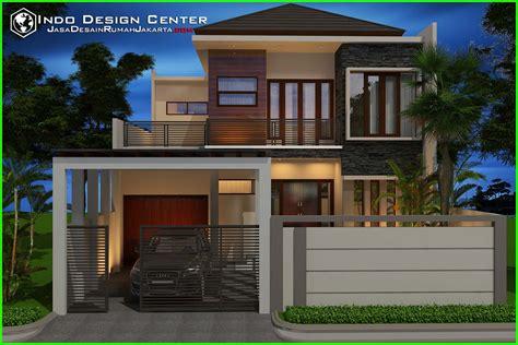 gambar rumah tingkat minimalis jasa desain rumah jakarta