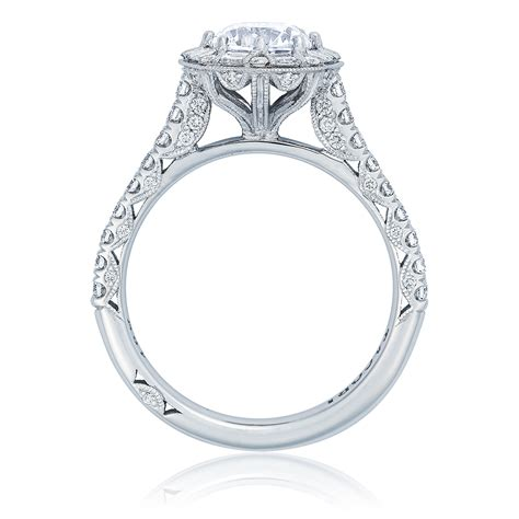 tacori ht2556rd65 18 karat crescent engagement ring