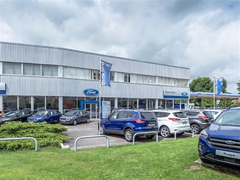 Ford Dealer in Wokingham, Berkshire   Contact Us   Think Ford