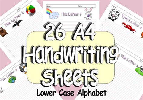 eyfs  ks handwriting practice  sheets