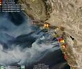 California Fires - Satellite photos, Fire Data in Google ...
