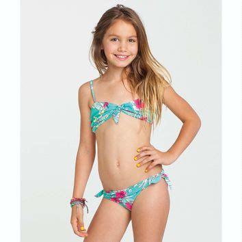 billabong girls 39 miss hula bandeau bikini from billabong