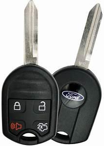 2014 Ford Mustang Key Remote Keyless Entry - key fob Transmitter