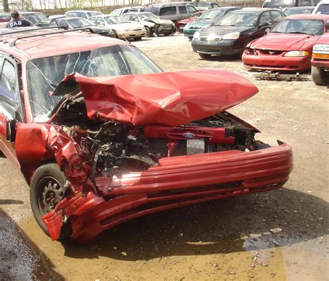 What Happens When Your Car is Totaled?