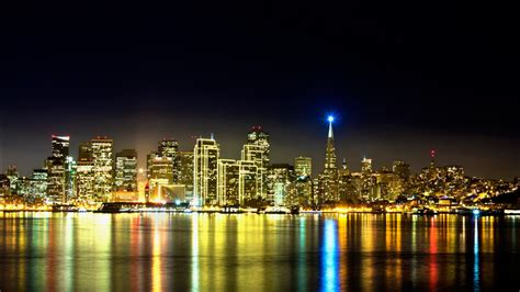 san francisco skyline wallpapers hd wallpapers id