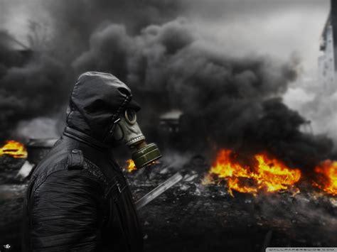kiev revolutin gas  hd desktop wallpaper   ultra hd
