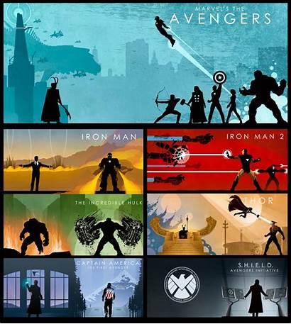 Mcu Marvel Phase Timeline Infinity Universe War