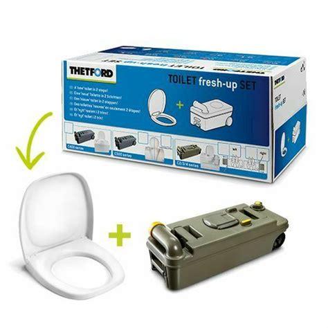 thetford c2 c3 c4 fresh up kit caravan toilet waste tank seat right ebay