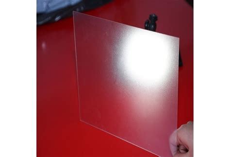 Decorative Light Diffuser Plastic Sheet Polycarbonate With