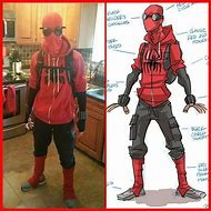 Spider-Man Suit Cosplay