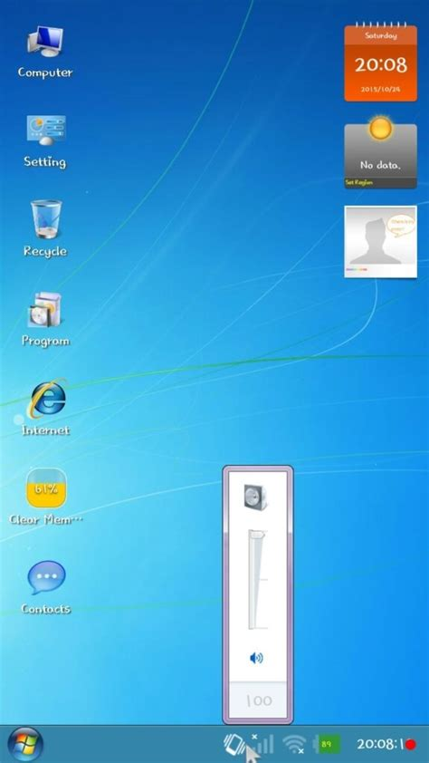 android version 7 windows 7 launcher for android version