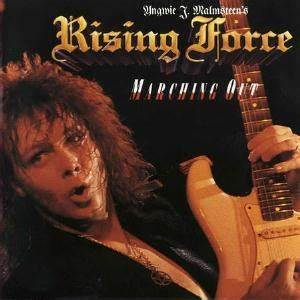 YNGWIE MALMSTEEN Marching Out music review by Ivan_Melgar_M