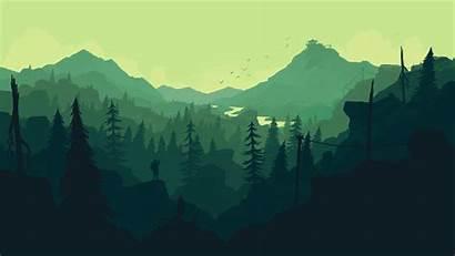 Minimal Forest Resolution 4k Wallpapers Minimalist Background
