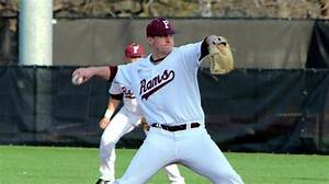 Baseball Drops Pitcher's Duel to Wagner, 2-0