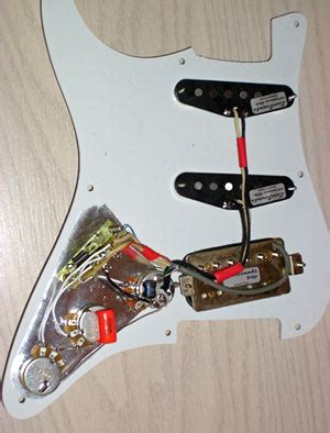The Anatomy Stratocaster Way Switch Part