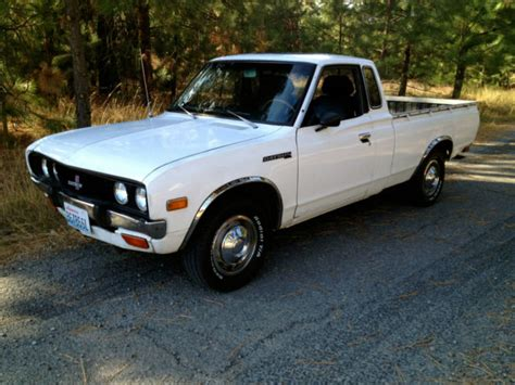Datsun 620 King Cab by 1979 Datsun 620 Quot Bullet Side Quot Quot King Cab Quot For