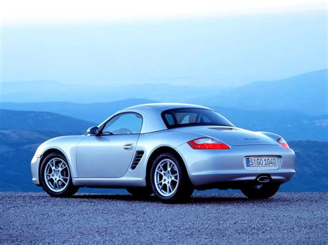 Image Gallery 2005 Boxster