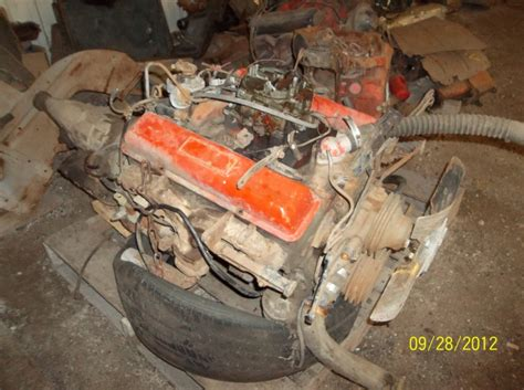 chevy  motor